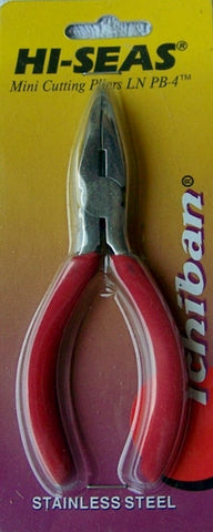 Ichiban Bent Nose Pliers Stainless Steel
