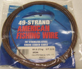 49 Strand 30 FT Coil American Wire