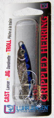 Crippled Herring from Luhr Jensen