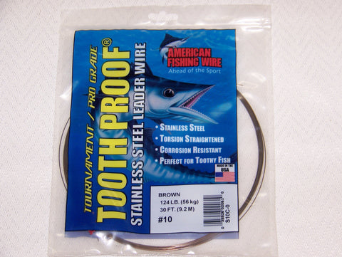 Tooth Proof American Fishing Wire
