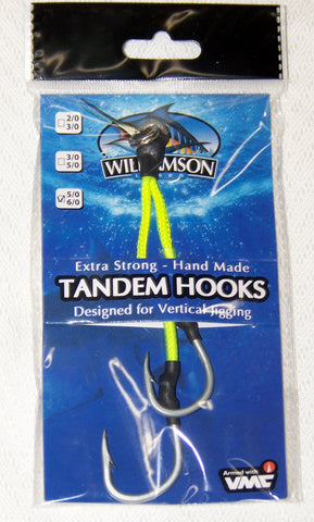 Williamson Tandem Assist Hooks