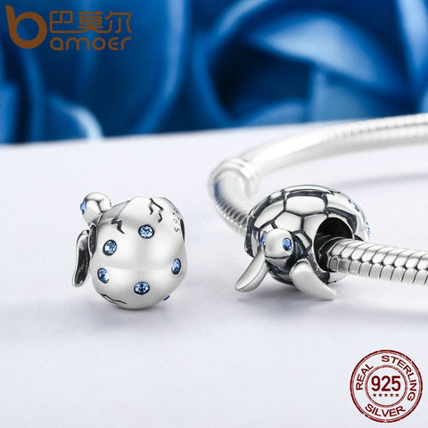 Image of Cute Design Sterling Silver Reborn Turtle Bracelets