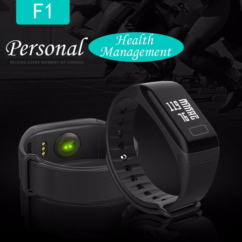 Image of 2019 Fashion Men's watch  Health Oximetry Blood Pressure Monitor