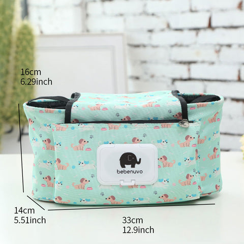 Image of DINIWELL Multifunctional Mummy Bag for Baby Pouch Stroller