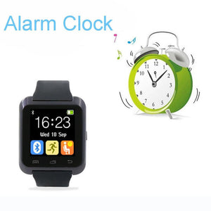 Smart Watch with Bluetooth and  Camera For iPhone and Android