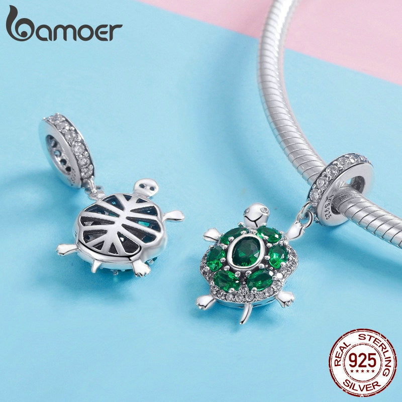 Genuine Sterling Silver Turtle Bracelets Necklaces Jewelry