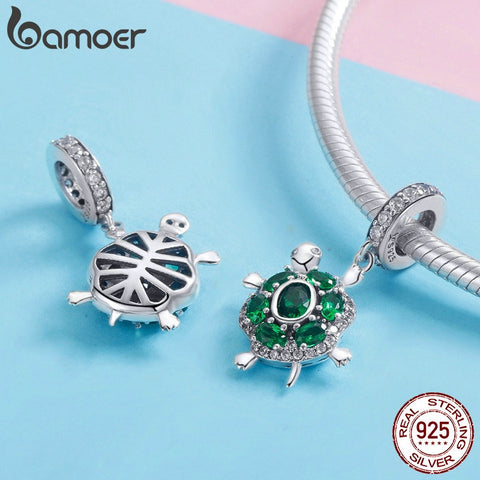Image of Genuine Sterling Silver Turtle Bracelets Necklaces Jewelry