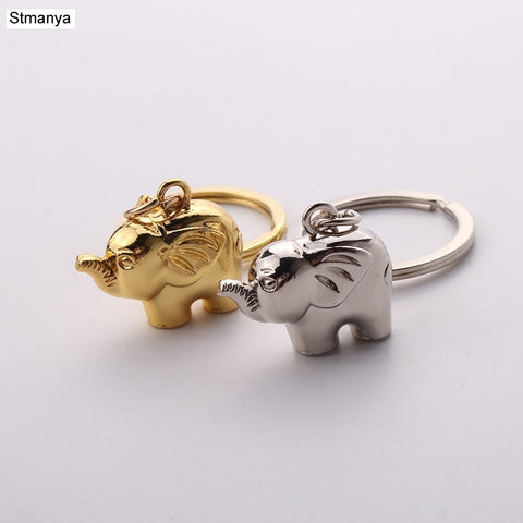 Image of Lovely Elephant Keychain