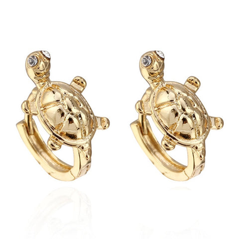 Image of Turtle earrings