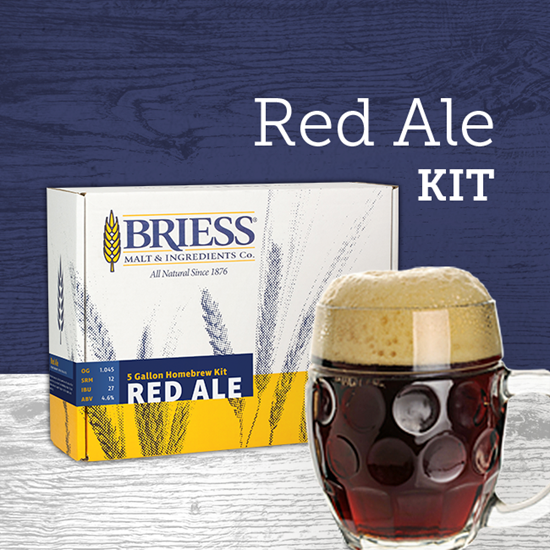 Better Brewing Red Ale