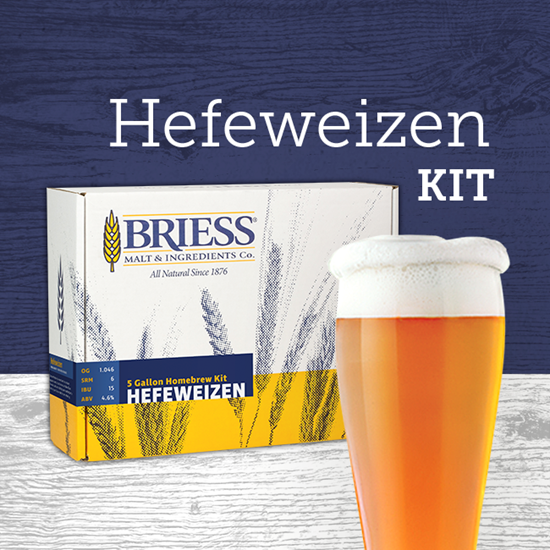 Better Brewing Hefeweizen