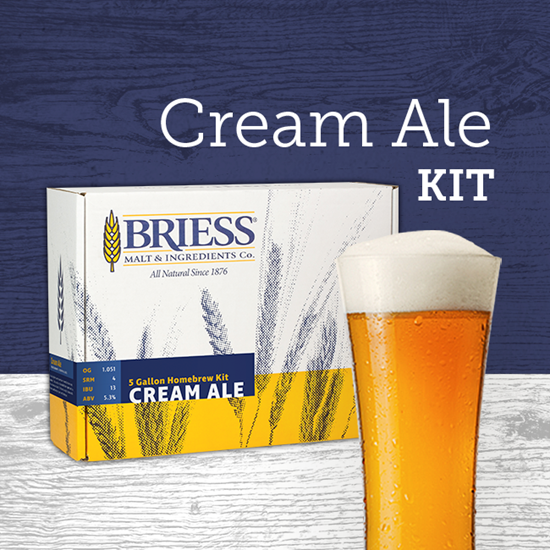 Better Brewing Cream Ale