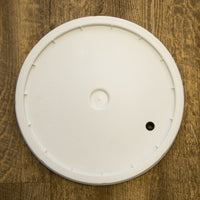 7.8 Gallon Lid Only - Drilled with Grommet