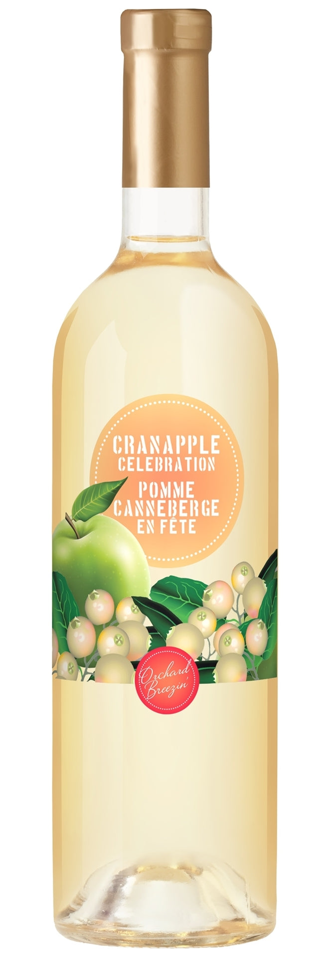 Orchard Breezin' Cranapple Celebration