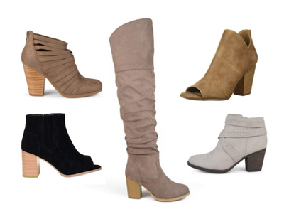 10 Affordable (and stylish) Fall Boots for Tall Girls