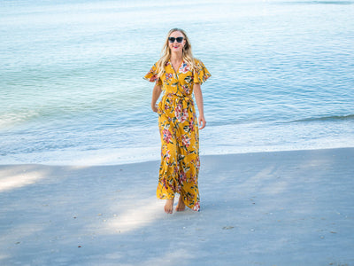 A Fit Review of our Maxi Dresses and Jumpsuits for Tall Women