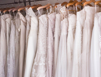 How To Find a Wedding Dress Long Enough for Tall Girls