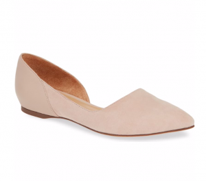 Sammi d'Orsay Flat NATURALIZER Nordstrom Anniversary Sale 2019