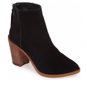 BP Heath Bootie in Black
