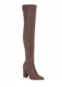 Steve Madden Everly Over the Knee Boot in Gray