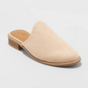 Universal Thread Maura Microsuede Mules Target (Women's Size 12)