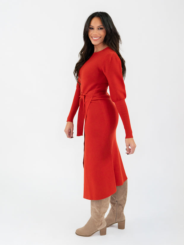 Brighton Tall Sweater Dress