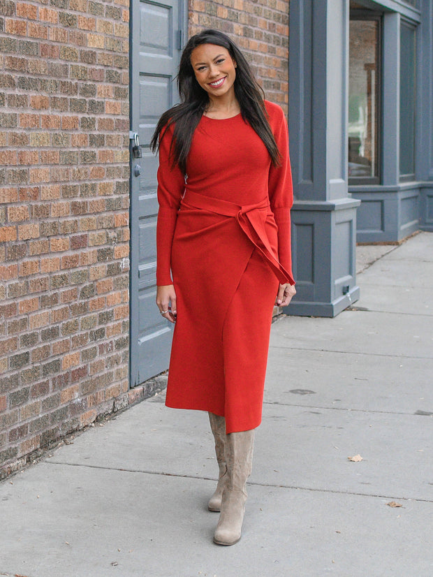 Tall Sweater Dress for Tall Women