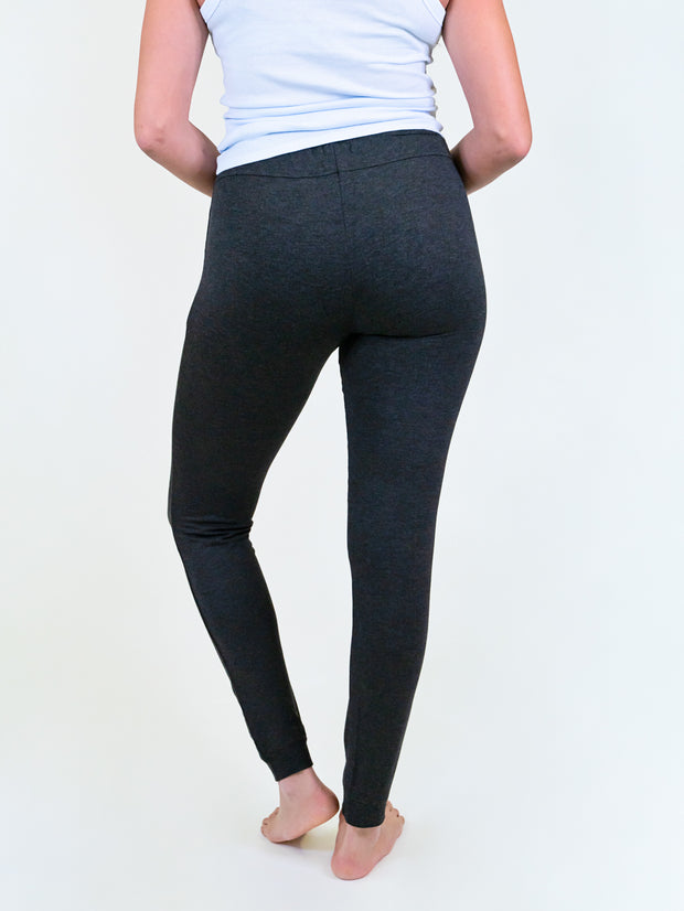 tall joggers for women back view