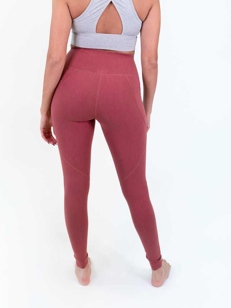 leggings for tall women - spiced cider
