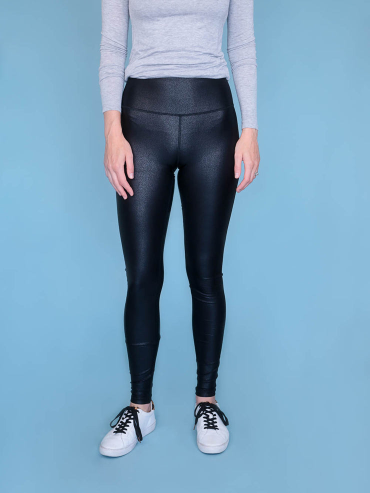 Faux Leather Leggings for Tall Girls