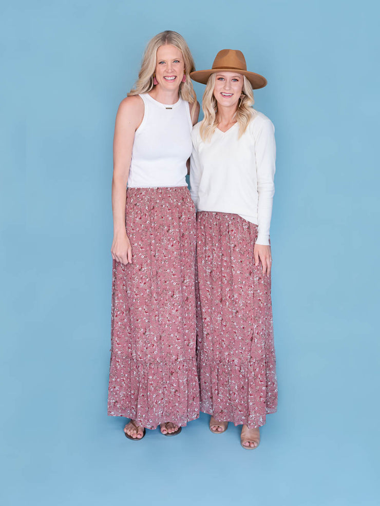 extra long maxi skirt for tall women six feet tall
