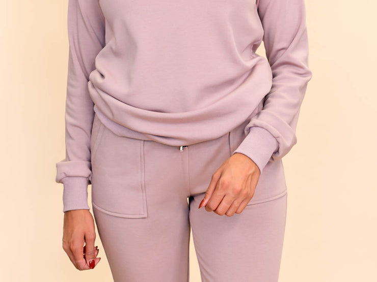 Jogger lounge pants for tall women waistband