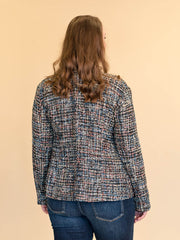 Tall Tweed Jacket for Women