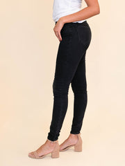 "tall black skinny jeans 36"" inseam"