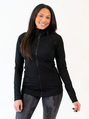 tall athletic jacket for women