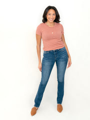 Maxine Tall Slim Straight Leg Jean