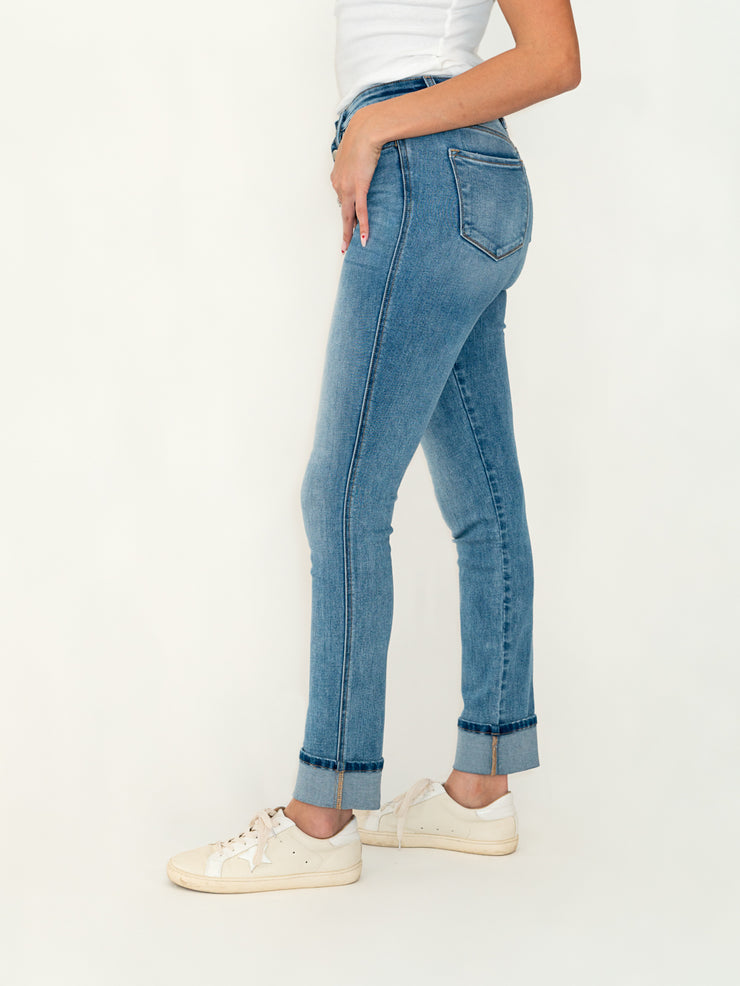 button fly jeans for tall women