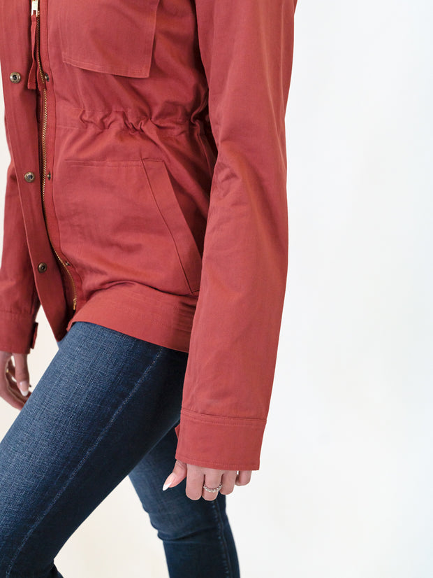 Jackets with extra long sleeves for tall women