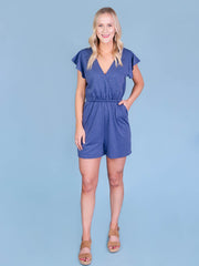 Seychelles Tall Romper by Amalli Talli Full View