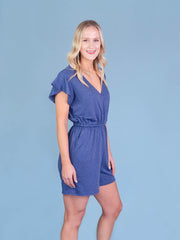 Seychelles Tall Romper by Amalli Talli Side View