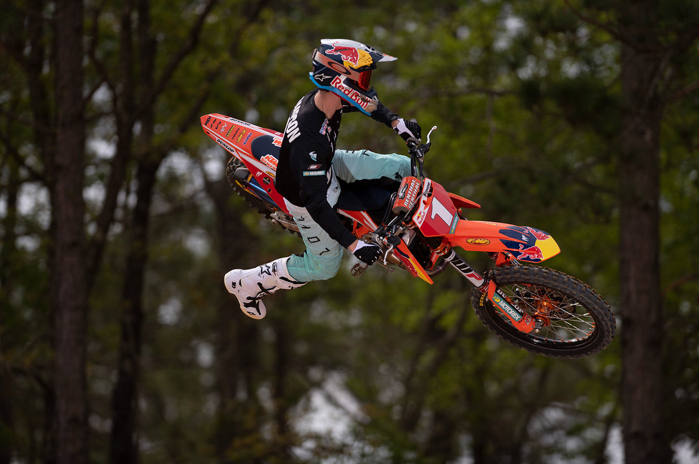 Cole Thompson Red Bull Thor KTM