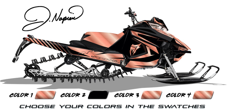 JENNA NAPIER SIGNATURE EDITION - ROSE GOLD
