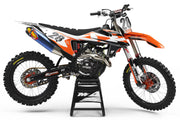 KTM FACTION MX Graphics
