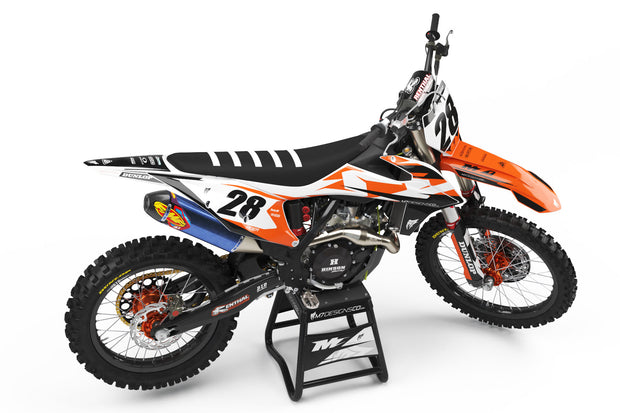 KTM FACTION MX Graphics 2