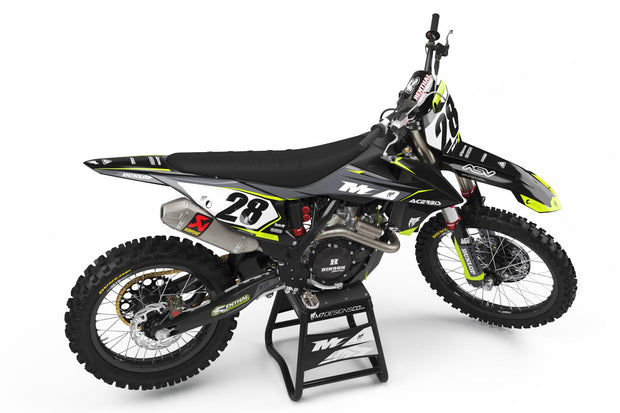 KTM Pinned MX Graphics