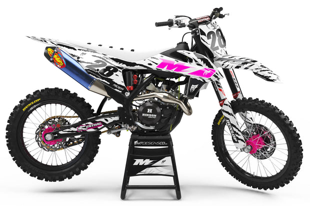 KTM Plush MX Graphics