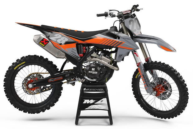 KTM Podium MX Graphics