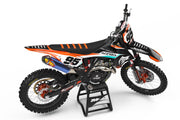 KTM Stacked MX Graphics