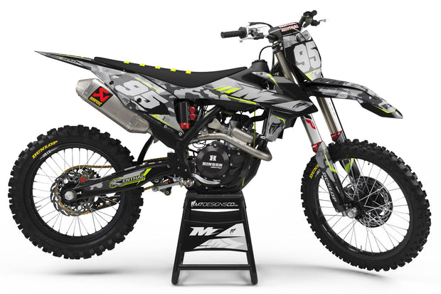 KTM URBAN ASSAULT CAMO MX GRAPHICS
