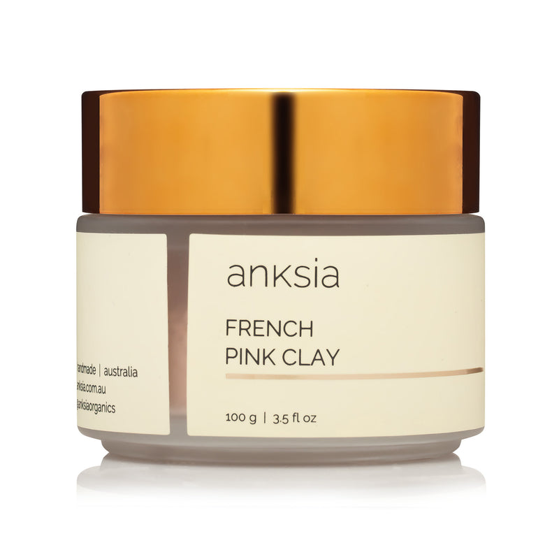 FRENCH PINK CLAY - anksia